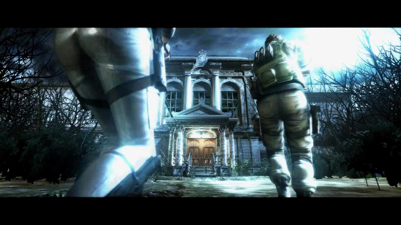 Raid On The Spencer Estate Resident Evil Wiki Fandom