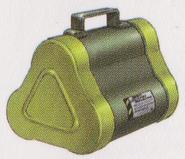 Resident Evil 0 Acid Grenades concept art