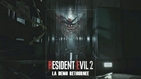 Resident Evil 2 Remake - La démo retournée à 100%