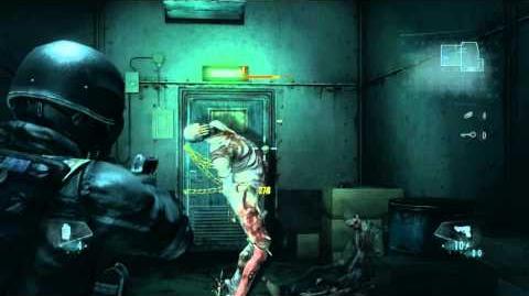 Resident Evil Revelations - HUNK Gameplay-0