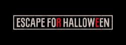 Escape For Halloween logo