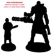 Hollywood Collectibles Group - HCG Exclusive Nemesis 14