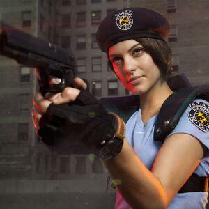 Julia Voth Resident Evil Wiki Fandom