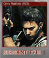 Resident Evil 5 Biohazard 5 Foil 1