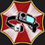 Umbrella Corps award - Collared
