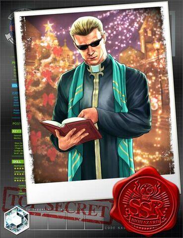 File:Christmas Wesker Team Survive.jpg