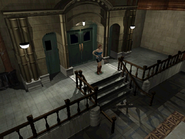 RE3 RPD Main Hall 2