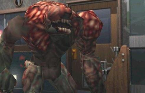 Resident Evil 3 - Beta Hunter