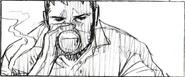 Resident Evil 6 storyboard - Fallen Hero 5