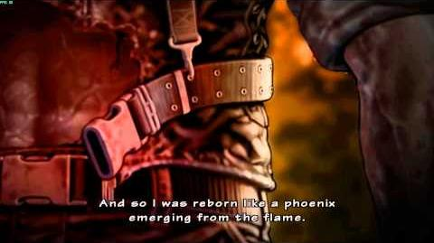 Resident Evil The Umbrella Chronicles all cutscenes - Rebirth 2 ending