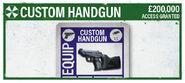 Custom Handgun BG