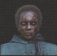 Degeneration Zombie face model 36