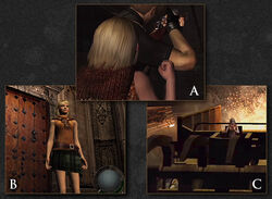 One Click Question - No.71 Most Surprising Moment in RE4?