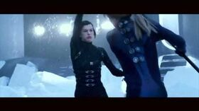 """Resident Evil Retribution Movie Clip """"It Will Be Enough"""" Official HD 1080"""
