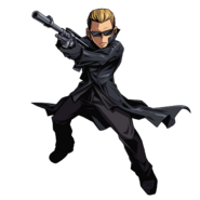 Albert Wesker RE5 Clan Master5