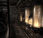 Arklay treatment plant - No.2 laboratory 3