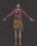 Degeneration Zombie body model 23