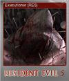 Resident Evil 5 Biohazard 5 Foil 3