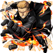 Albert Wesker RE5 Clan Master9