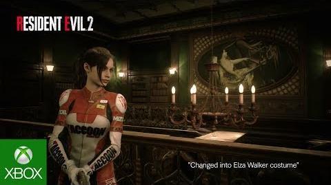 Resident Evil 2 - Deluxe Edition Costume Showcase