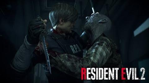 Resident Evil 2 - E3 2018 PlayStation Showcase Trailer