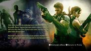Resident Evil 5 Demo (Switch) screenshots (17)