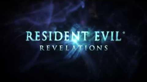 Resident Evil Revelations PS4 X1 Announce Trailer