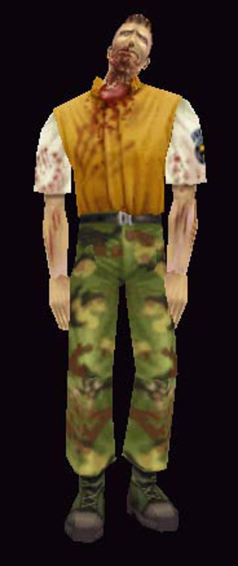 Zombie Brad