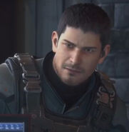Chris Redfield (Vendetta) 1
