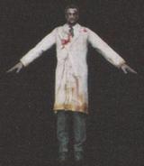 Degeneration Zombie body model 19