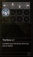 RESIDENT EVIL 7 biohazard Skill Time Bonus a-I