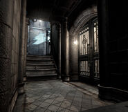 REmake background - Entrance hall - r106 00008