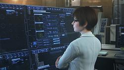 Rebecca analisando cepas de A-Virus