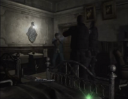 Resident Evil Zero Custom Handgun location