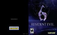 Resident Evil 6 Online Manual PS3 1