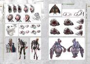 Resident Evil Revelations Artbook - page 28