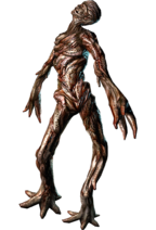 Resident evil 0 leech zombie render png edit by gamingdeadtv dbd1lgb-pre