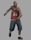 Resident evil outbreak jim chapman 3d ingame model alternate costume