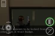 Degeneration Chapter 2 - locked Infirmary door