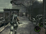 Oil field dock in-game (RE5 Danskyl7) (7)