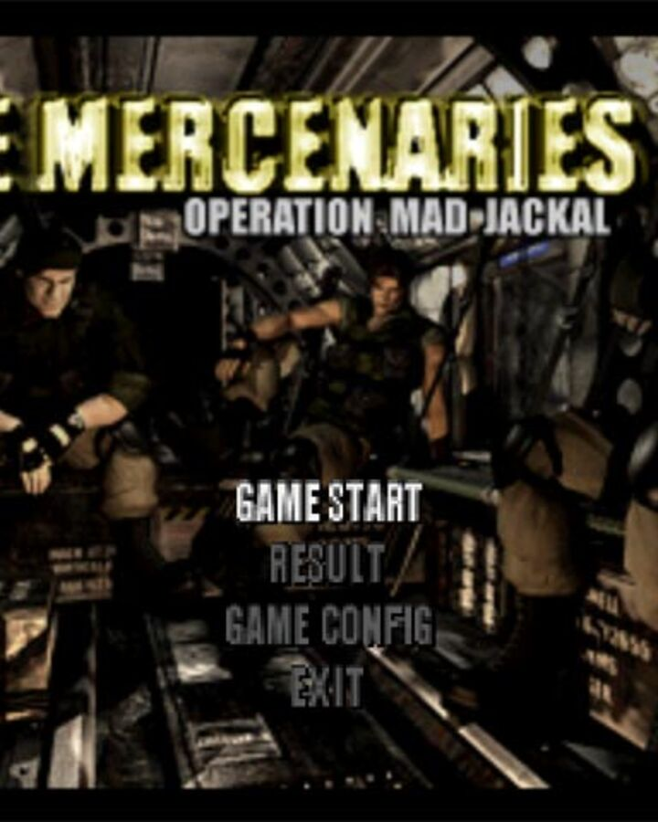 The Mercenaries Operation Mad Jackal Resident Evil Wiki Fandom