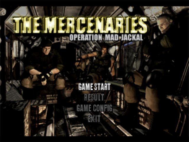 Image result for resident evil 3 mercenaries""
