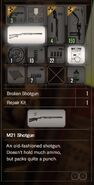 RESIDENT EVIL 7 biohazard M21 Shotgun create