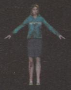 Degeneration Zombie body model 45