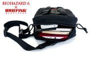 RE.NET Extra Bi6 File Briefing 3-way Holster Bag 6