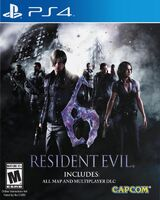 RE6 PS4