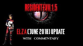Resident Evil 1.5 Ezla Walker (jun2018)