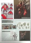 Resident Evil 6 Art Book 19