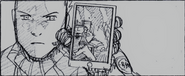 Resident Evil 6 storyboard - Fallen Hero 20