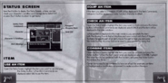 Resident Evil CODEVeronica Dreamcast manual 7